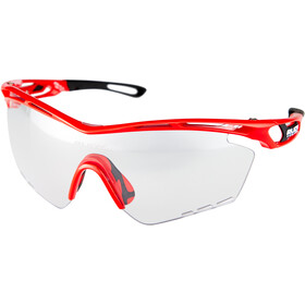 Rudy Project Tralyx XL Lunettes, fire red gloss - impactx photochromic 2 black